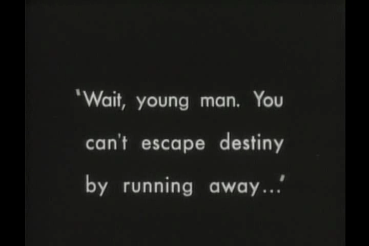 escaping your destiny essay Can you escape your destiny closed so i guess you can escape your destiny just by not die by disease and the less fun part of escaping your destiny.