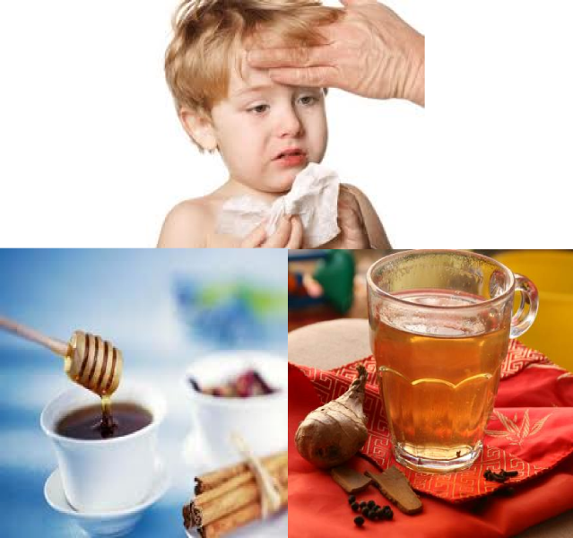 Remedies for cough on infants