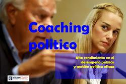 COACHING POLITICO. Alto rendimiento en el desempeño público y gestión política eficaz.