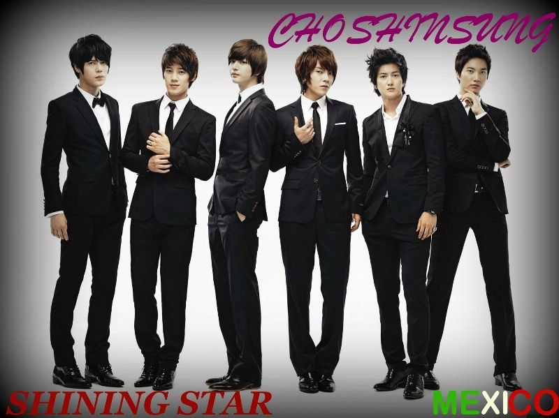 SHINING STAR CHOSHINSUNG MÉXICO