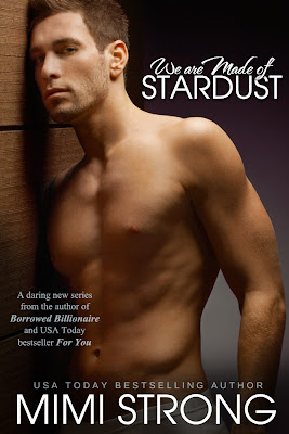Book Blitz: Promo/Excerpt + Giveaway – We are Made of Stardust (Peaches Monroe #1) by Mimi Strong