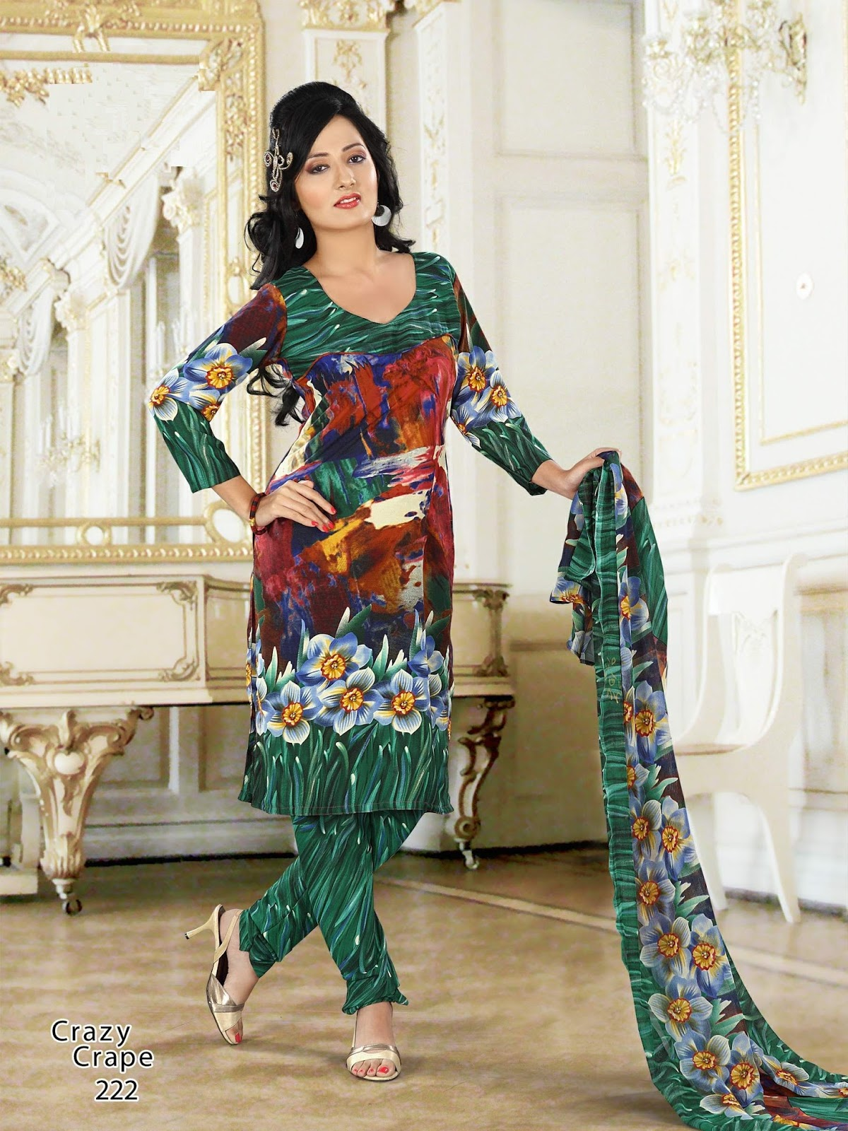 New dress collection for diwali for women - New Dress Collection For Diwali For Women 47