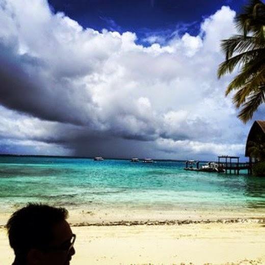Foto Siti Nurhaliza Dan Datuk K Bercuti Di Maldives, info, terkini, hiburan, siti nurhaliza, datuk k, sensasi
