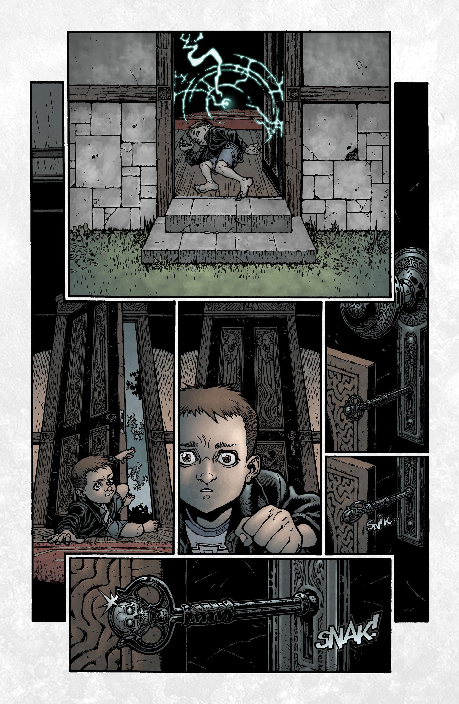 Locke & Key (2008) Issue #6 #6 - English 9