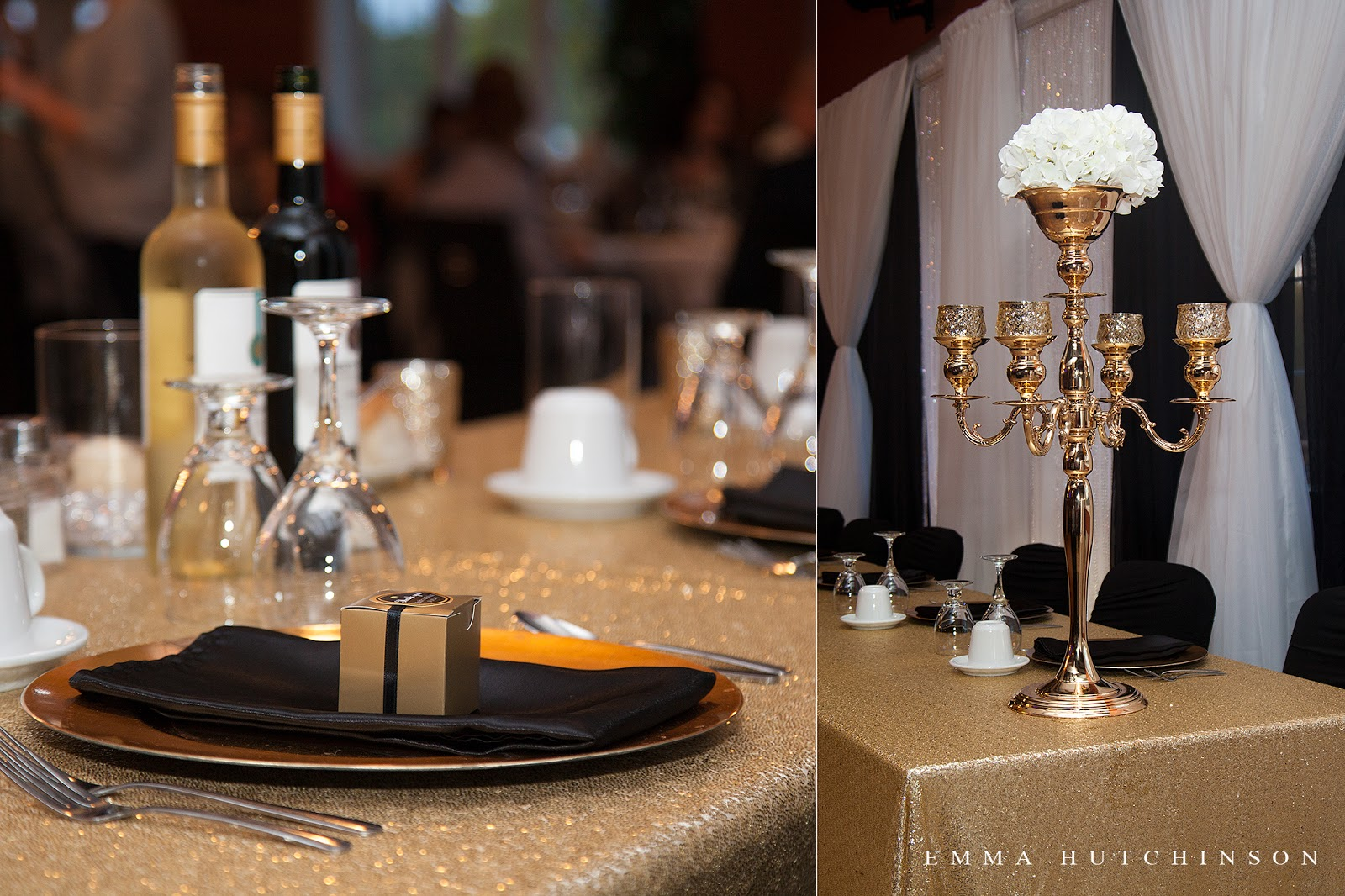 weddings at the Grand Falls Gold Club photographed by Emma Hutchinson Photography