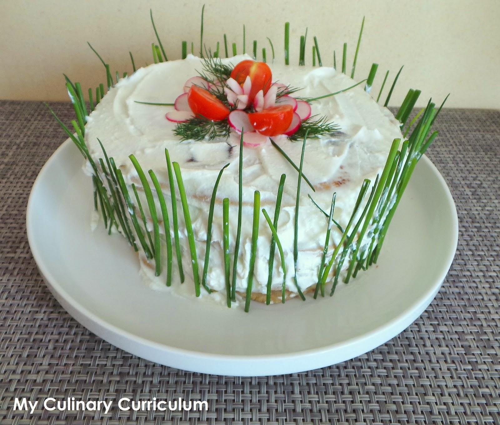 Mini Cake Saumon Legumes You Tube