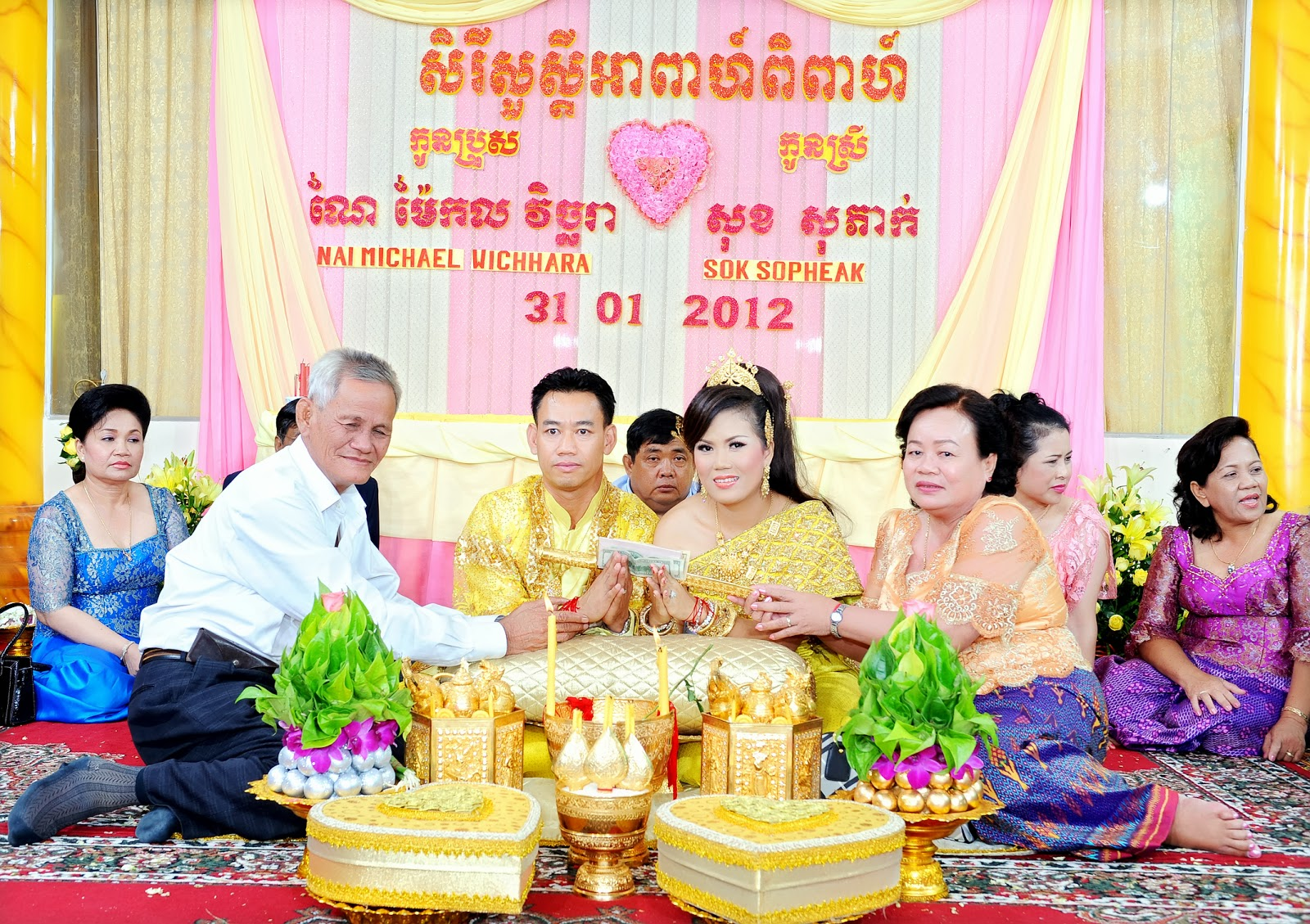 Top Travel Tips And Destinations Cambodia Khmer Wedding Pictures
