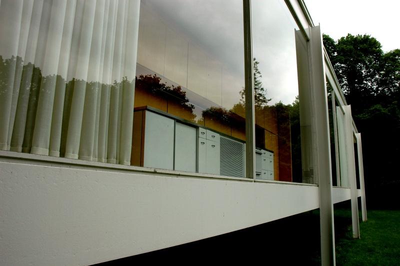 El plan z arquitectura mies van der rohe casa farnsworth - Casa farnsworth ...