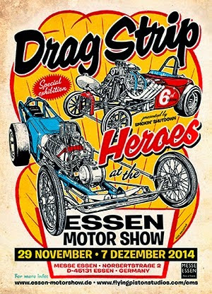Drag Strip Heroes