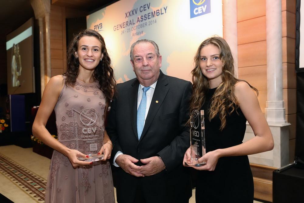 Premiul Fair Play 2014 pentru două românce