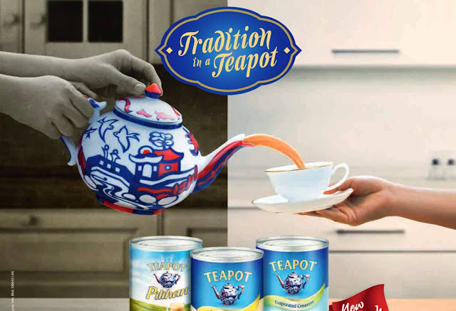 Tradition in a Teapot Contest