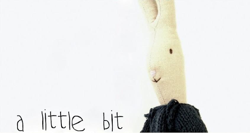 a little bit