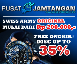 Pusat Jam Tangan