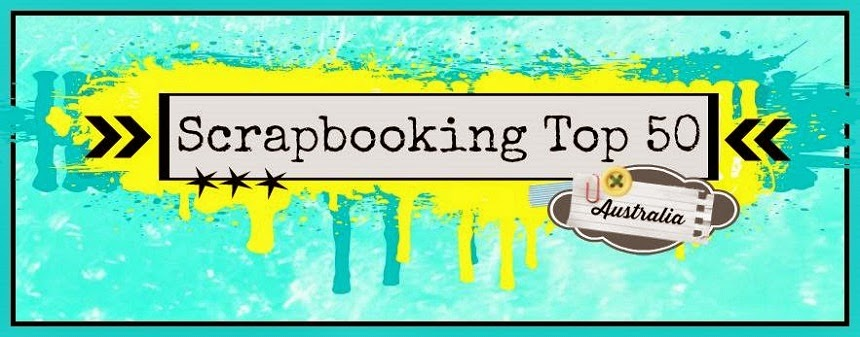 Scrapbooking Top 50 Australia: