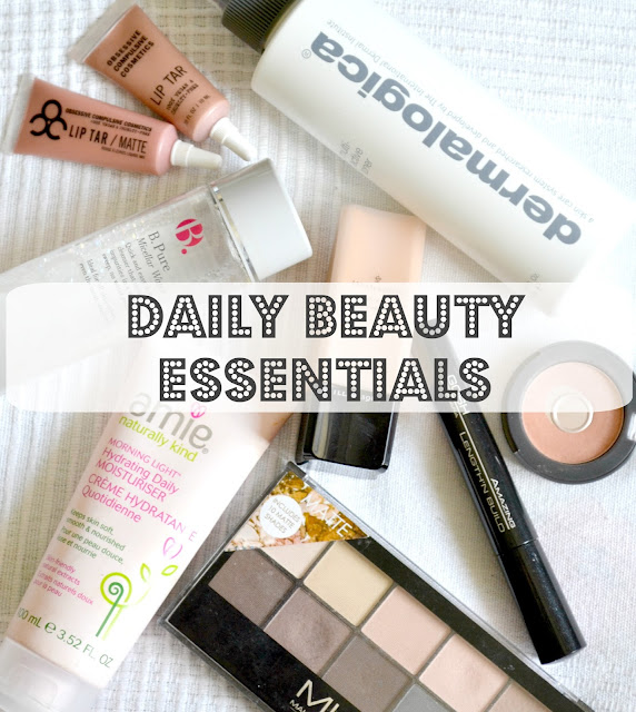 Essential skincare and makeup items I couldn't live without