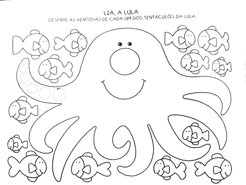 Correspondências - sequências e outras actividades 2 ALFABETIZACAO+INFANTIL+DESENHOS+E+ATIVIDADES+926