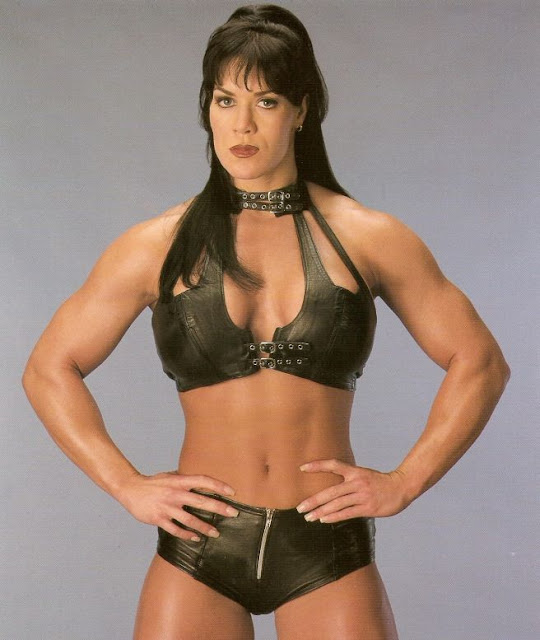 The Most Popular Wrestler This Year - Chyna