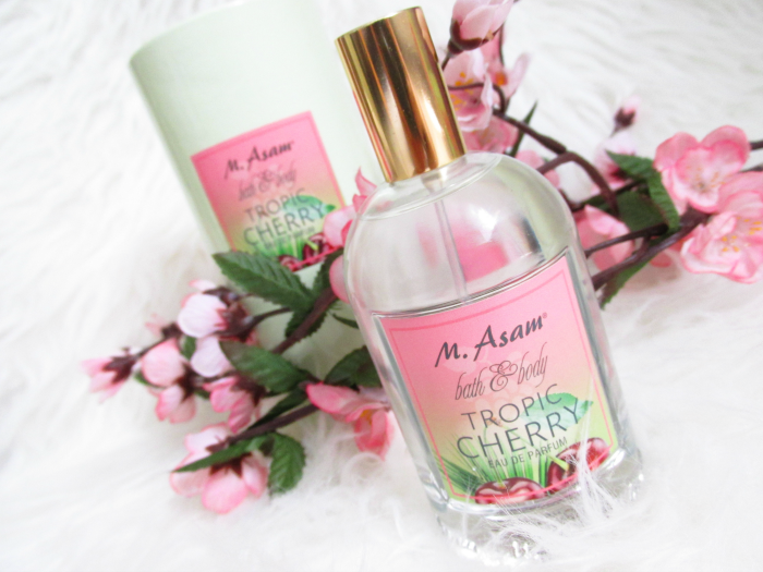 Review: M. Asam Tropic Cherry - Eau de Parfum - 100ml - 19.75 Euro