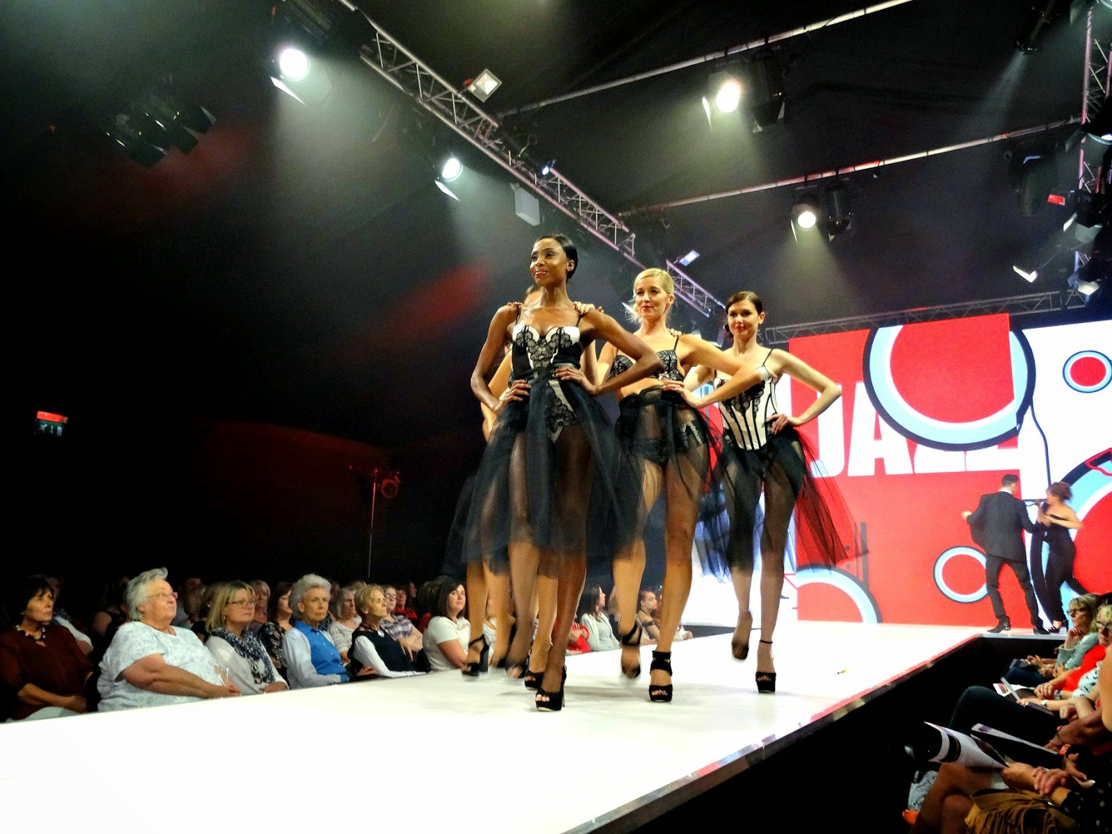 Phase Eight Lingerie Fashion Show
