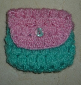 Crochet Pattern: Shell Coin Purse | Crochet Projects