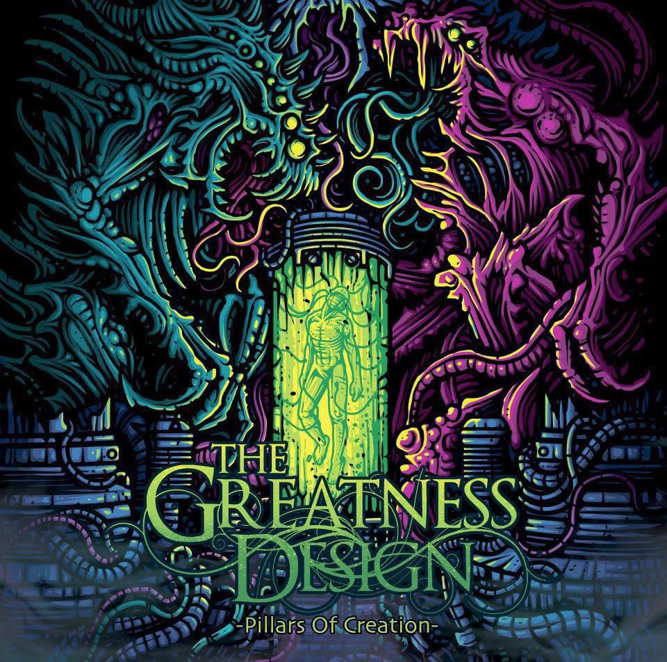 Metal Band Pillar : The greatness design talks creation with music nataliezworld