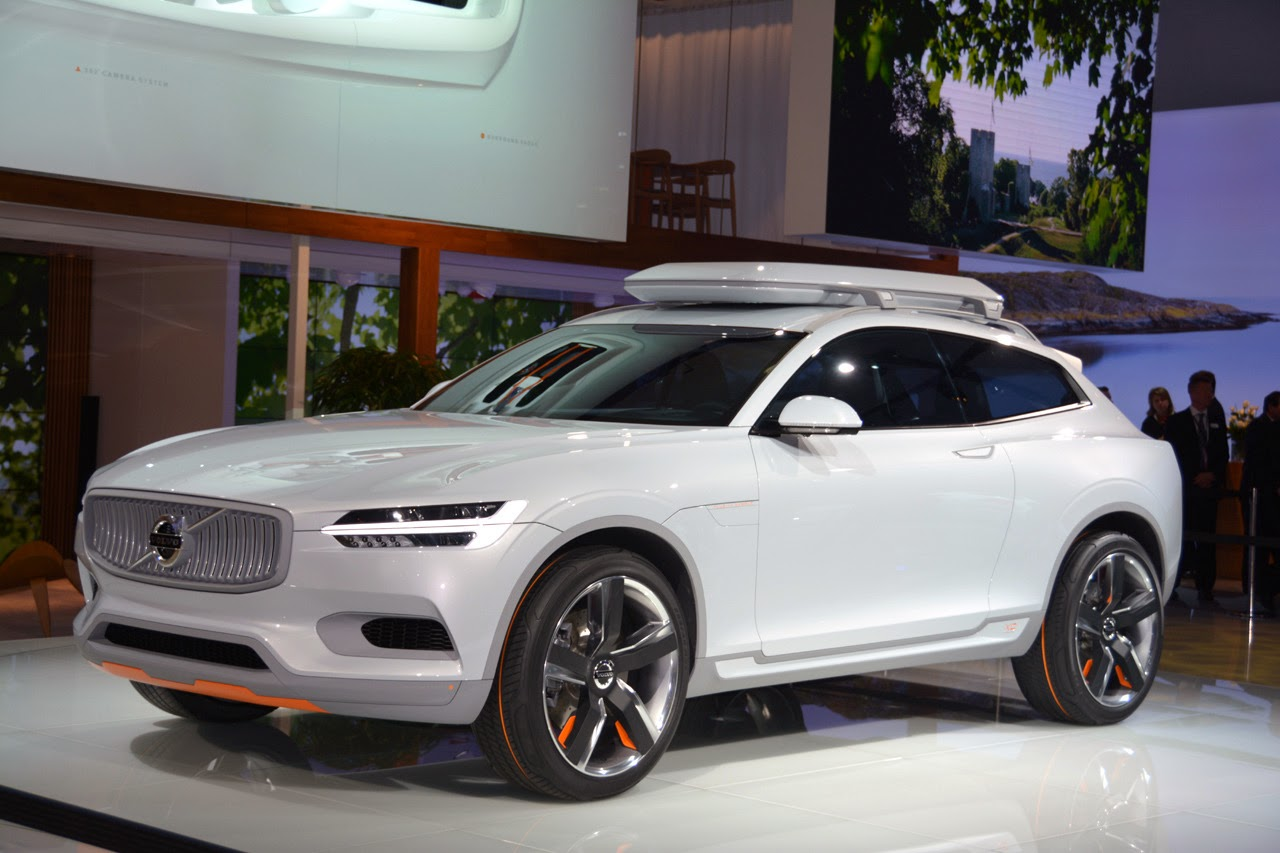 © Automotiveblogz Volvo Concept XC Coupe Detroit 2014 s