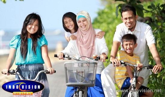 Promo terbaru Indovision Juli 2015.