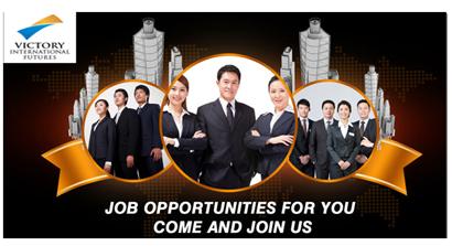Lowongan Kerja di PT Victory International Futures – Surabaya (Financial Consultant, Telemarketing, Customer Relation Officer, Marketing Manager)