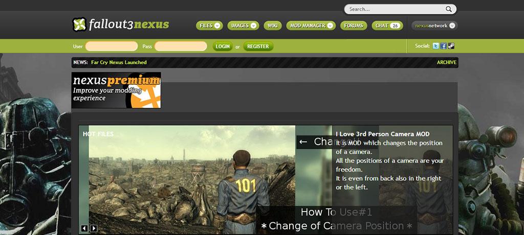 descargar nexus mod manager sin registrarse