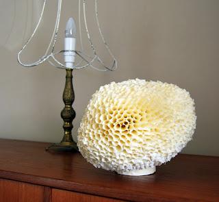 como hacer una lampara original