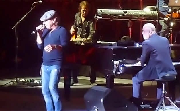 ACDC - Brian Johnson - Billy Joel