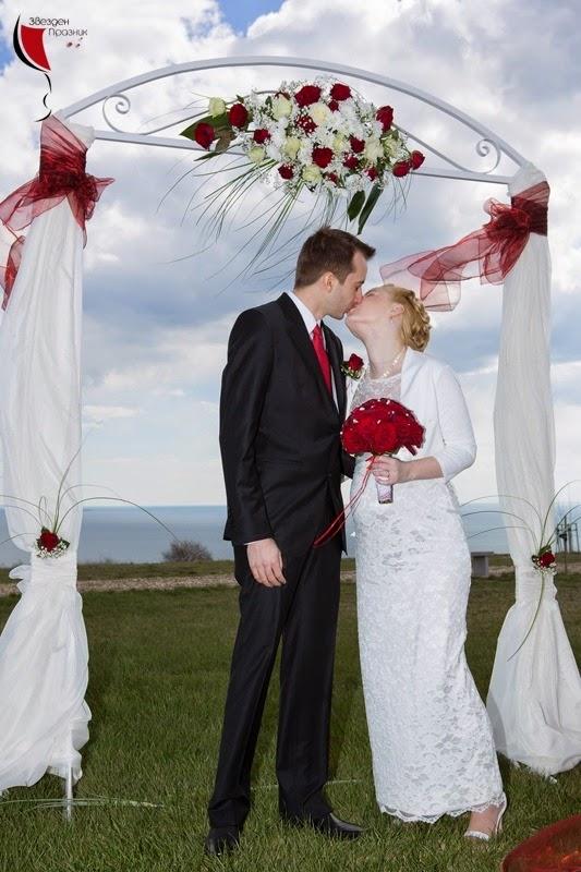 изнесен ритуал и сватбена церемония