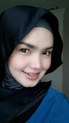 Terbaru Gambar Siti Nurhaliza Bertudung Litup Di Hari Lahir Ke 34