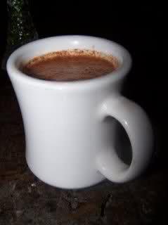 Cocoa Butter Drink Recipe