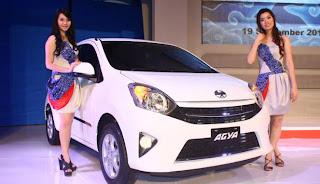 Toyota Agya Mobil Murah Harga-Spesifikasi Toyota Indonesia