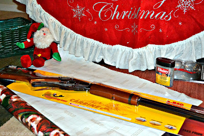 Red Ryder Carbine bb gun