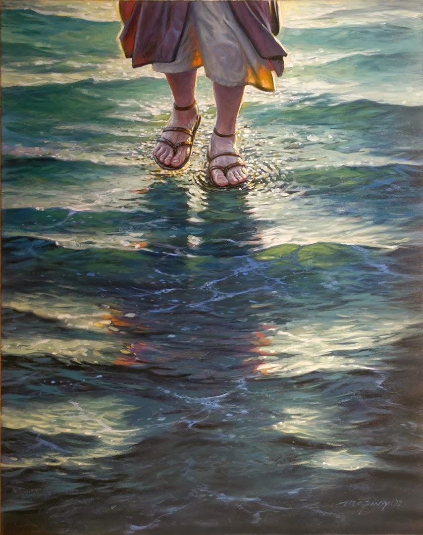 Walking on water 47
