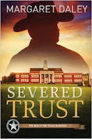 Margaret Daley new novel, Severed Trust