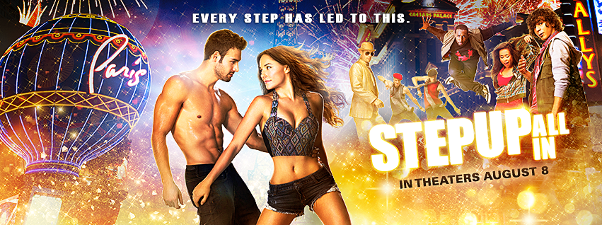 Step Up All In  Poster 2