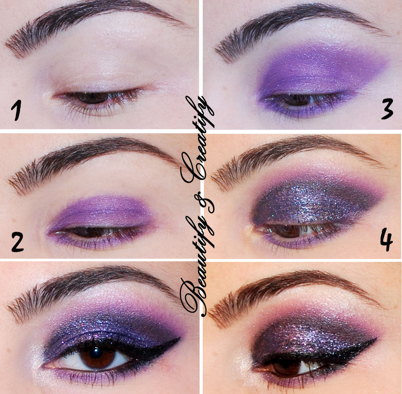 How To Apply Glitter Eyeshadow Perfectly? Monday, April 8, 2013
