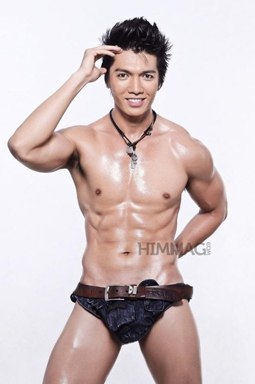 male model panas