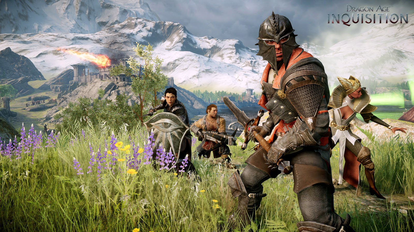 Dragon Age Inquisition para ps4, xbox one y pc