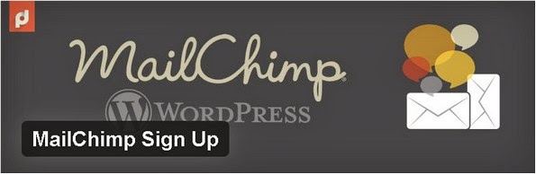 MailChimp Sign Up plugin for WordPress