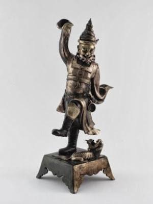 bronzes de la chine impériale