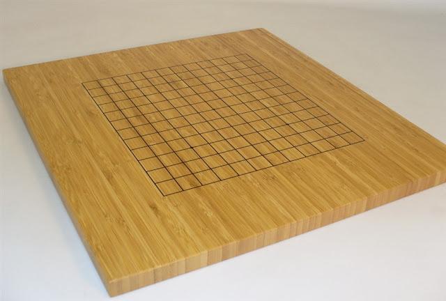 Bamboo Go Board3