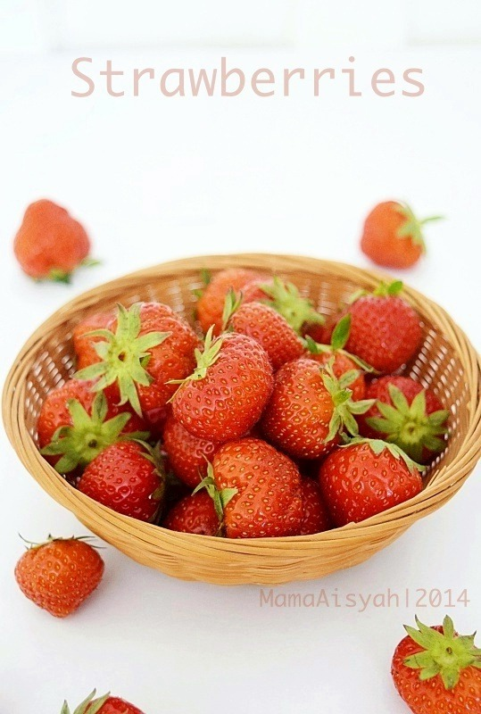 Mengenal Buah-buahan Summer (1): Strawberry