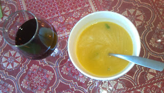 Acorn / Butternut Squash Soup (Italy)