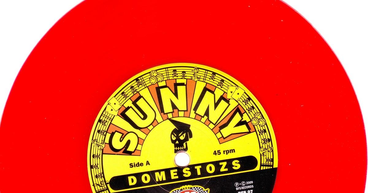Sunny Domestozs - The Complete Sunny Domestozs