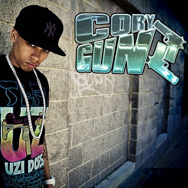 Cory Gunz - Like You Don't Know - Single Cover