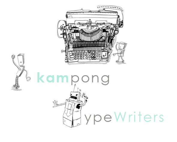 kampongtypewriters